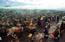 rwanda genocide essay in memoriam years since the rwandan genocide baltimore sun s darkroom rwandan hutu refugees rest on