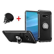 Woskko Galaxy S10e case, Hybrid TPU+PC Built-in ... - Amazon.com