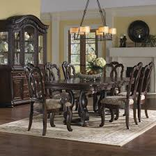 Formal Dining Room Sets With China Cabinet Formal Traditional Traditional Formal Dining Set Hd 8073 10 Dining