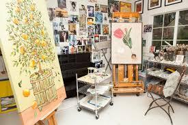 bedroom art studio ideas home office modern with work table track lighting glass door artistic bedroom lighting ideas