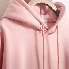 Online Shop Fleece <b>Sweatshirts Women</b> Pink <b>Women's</b> Gown With ...