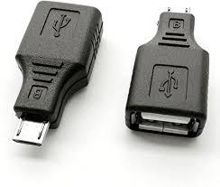 USB 2.0 Micro USB Male to USB Female OTG ... - Amazon.com