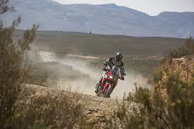 <b>Honda CRF1000L Africa</b> Twin Review and Test | BikeSocial