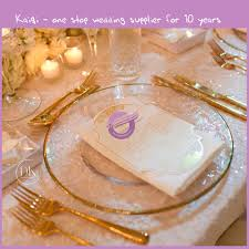 charger plates decorative: pz for wedding decorative gold plated antique with gold rim clear glass charger plates