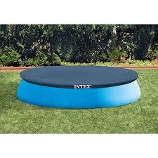 <b>Тент</b> для надувного бассейна <b>intex easy set</b> pool, диаметр, 457 см ...