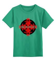 Детская футболка классическая унисекс <b>Archangel</b> ( архангел ...