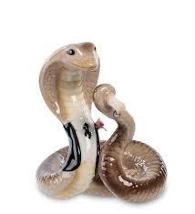 <b>Фигурка</b> декоративная Pavone Змея-Босс мал. <b>CMS</b>-<b>37</b>/12, 104695