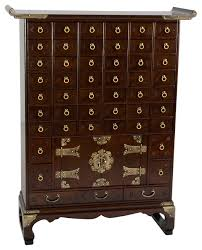 korean antique style 49 drawer apothecary chest asian dressers asian style furniture korean antique style 49
