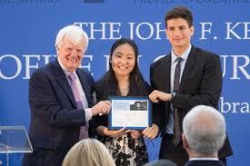 past winning essays   john f  kennedy presidential library  amp  museum winning essay by zhen tu