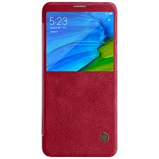 <b>Чехол</b>-<b>Книжка Nillkin QIN</b> Leather Case Красный Для Xiaomi ...