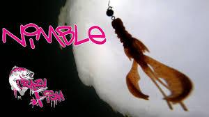 Новинки 2016!!! <b>Приманки</b> под водой. <b>Crazy Fish</b>. <b>Nimble</b> ...