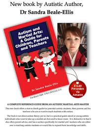 autism and martial arts a guide for children parents and teachers autism book advert