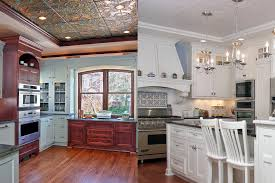Ceiling Tiles For Kitchen Magnificent Decorative Ceiling Tiles Tin Home Lighting Insight
