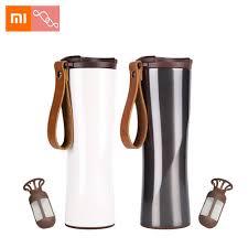 <b>Xiaomi</b> Mijia KissKissfish Smart Moka Coffee Thermos <b>Travel Mug</b> ...