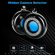 Quelima K100 <b>Mini Camera</b> Detector <b>Mini</b> LED Infrared Scanning ...