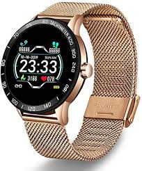 LIGE Smart Watch with Heart Rate Monitor Blood ... - Amazon.com