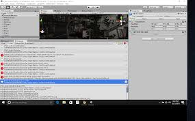 making a unity game in extended mode for pimax k pimax forums i am attacthing a screen shot of all the errors i am not a very master in these thing but am eager to learn please help