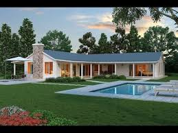 L shaped House Design Simple Bungalow Style   YouTubeL shaped House Design Simple Bungalow Style