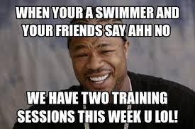 Aquatic Humor on Pinterest | Swimmers, Funny Swimming Quotes and ... via Relatably.com