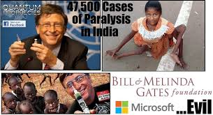 Image result for polio vaccine killing people abroad