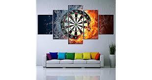 ZDLYY <b>home decor</b> poster 5 Piece <b>Canvas</b> Painting <b>Modular canvas</b> ...