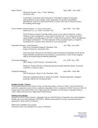 m barber business resume page  of     music director sept