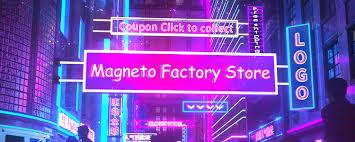 Magneto Factory Store - отличные товары с эксклюзивными ...