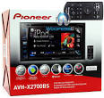 Pioneer AVH-X2700BS Double-DIN DVD Receiver with