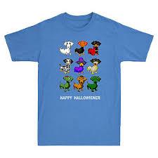 <b>Funny Dachshund Dog</b> Happy Halloweiner <b>T</b>-<b>Shirt Halloween</b> Dogs ...