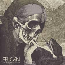 Pelican - Live @ Dunk!Fest 2016 (2016, Swamp Green On Grey ...