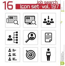 jobs icon vector autoblogger vector black job search icons jobs icon vector