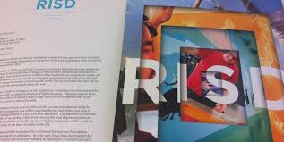 congratulation letter from risd new york art studio congratulation letter from risd