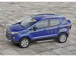 D160AL.1806.1 <b>Пороги</b> алюминиевые <b>Rival BMW</b>-<b>Style</b> для Ford ...