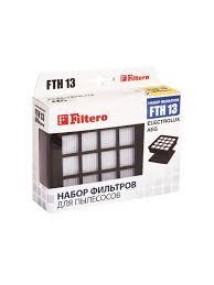 Filtero FTH 13 набор <b>фильтров</b> для пылесосов Electrolux, AEG ...