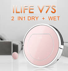 2017 NEW <b>BEST</b> Robotic Vacuum Cleaner household <b>ILIFE</b> V7S ...
