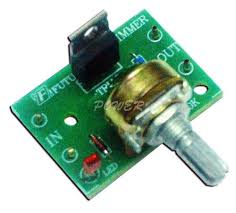 AC <b>Dimmer 500W</b> 110V / <b>220V</b> Lamp / Light - Buy Online in Israel at ...