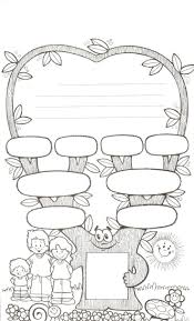 best ideas about family tree worksheet family family tree worksheet printable more