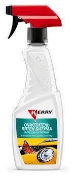 <b>Очиститель кузова</b> KERRY от пятен битума и следов <b>насекомых</b> ...