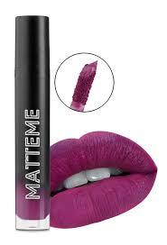<b>Матовая помада в стике</b> #2 makeupMe MatteMe LS-M02 - Make ...