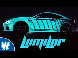 LUMILOR - Paint That <b>Lights</b> Up at The Flip of a <b>Switch</b> - YouTube