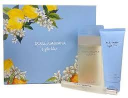 Парфюмерный <b>набор DOLCE & GABBANA Light Blue</b> pour Femme