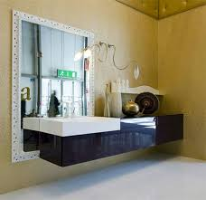 contemporary vanity bathroom in dark purple finish ideas amazing contemporary bathroom vanity