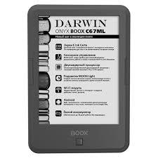 Купить <b>Электронная книга Onyx Boox</b> C67ML Darwin Grey в ...
