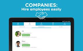 cornerjob job offers android apps on google play cornerjob job offers screenshot