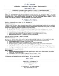 resume for administrative position template examples of resumes for administrative positions