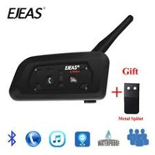 <b>EJEAS V6 PRO Bluetooth</b> Motorcycle BT Communicator Helmet ...