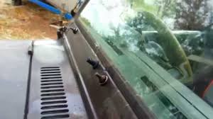 suzuki samurai windshield wiper fix