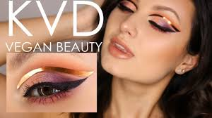 <b>KVD Vegan Beauty</b> Micro-Tutorial - YouTube