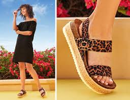 <b>Women's Sandals 2020</b> Trends, Famous Footwear