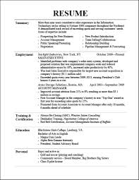 sample resume skills resume badak relevant coursework on resume